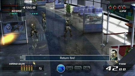 Time Crisis 4 ya está en PS3