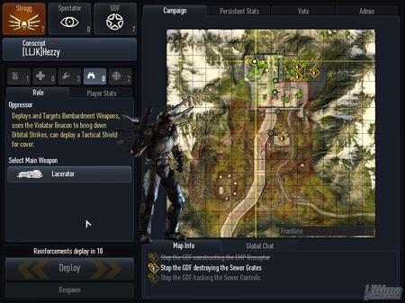 Splash Damage prepara una demo para Enemy Territory Quake Wars