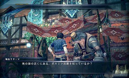 The Last Remnant - El RPG multiplataforma de Square Enix muestra algunas de sus bazas para triunfar