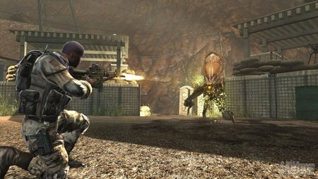 Blacksite Area 51 aterriza en Xbox 360 y PC en España