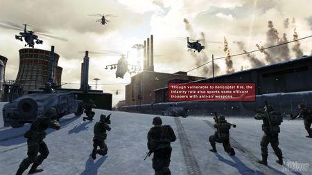 Nuevas imágenes y primer vídeo de World in Conflict: Soviet Assault