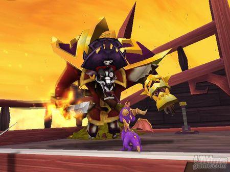 Primeras imágenes de Spyro - La Noche Eterna en DS y GBA