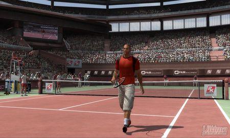 Analizamos el salto de Top Spin 3 a Wii
