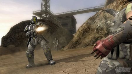 Las batallas futuristas de Haze, al descubierto con nuevas capturas