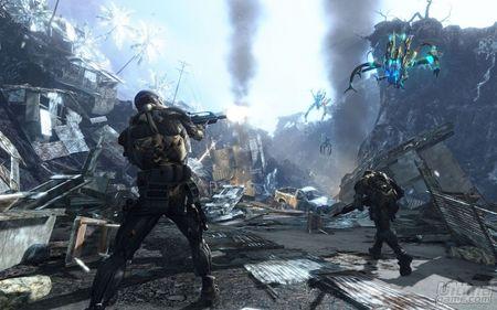 La demo un jugador de Crysis para PC, disponible desde hoy 26 de Octubre