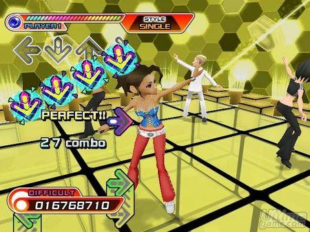 Konami nos trae nuevas capturas de Dance Dance Revolution - Hottest Party