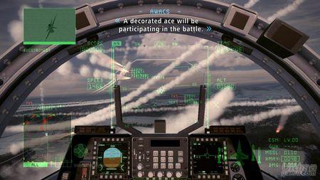Detalles e imágenes del contenido descargable de Ace Combat 6 para Xbox 360