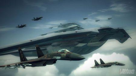 Ace Combat 6, disponible en versión demo