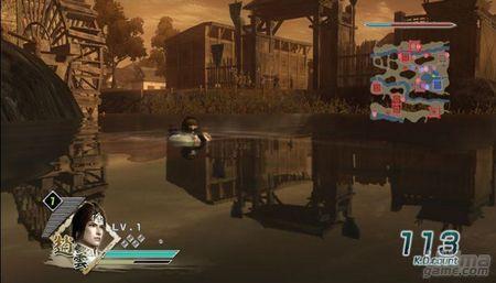 Nuevas imágenes de Dynasty Warriors 6