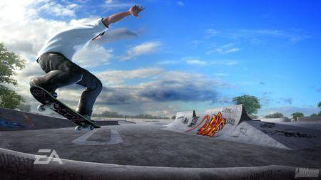 Skate ya tiene fecha de salida en España. Además, nuevos detalles, imágenes y artworks del juego.