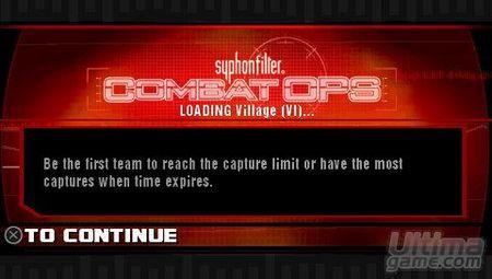 Syphon Filter - Logan Shadow nos muestra su modo multijugador
