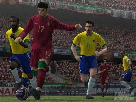 Fecha de salida, imágenes y nuevos detalles de Pro Evolution Soccer 2008 Wii