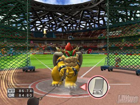 Nuevas imágenes de Mario y Sonic en los Juegos Olímpicos
