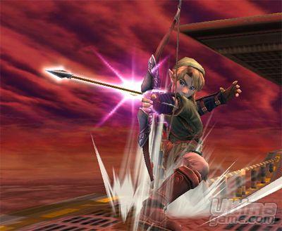 Sheik también repartirá leña en Super Smash Bros. Brawl