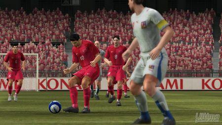 Así jugaremos a Pro Evolution Soccer 2008 en Wii