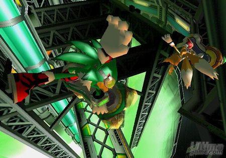 Sonic Riders - Zero Gravity nuevos detalles e imágenes sobre el control del juego