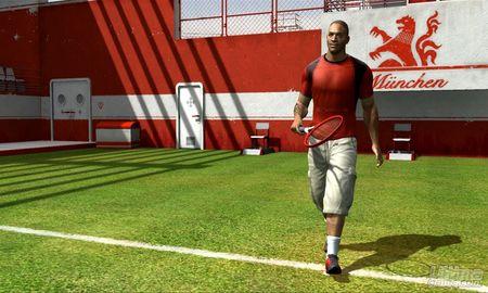Top spin 3 prepara su partido en Xbox 360, PS3, Wii y DS.