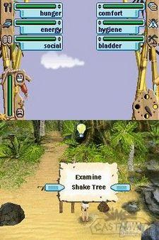 Ayuda a tus Sims a sobrevivir en una isla desierta en Sims 2: Naúfragos