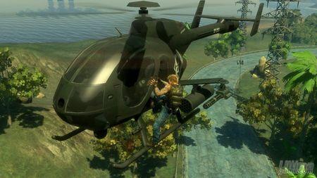 La fecha de lanzamiento de Mercenaries 2 World in Flames, sin especificar