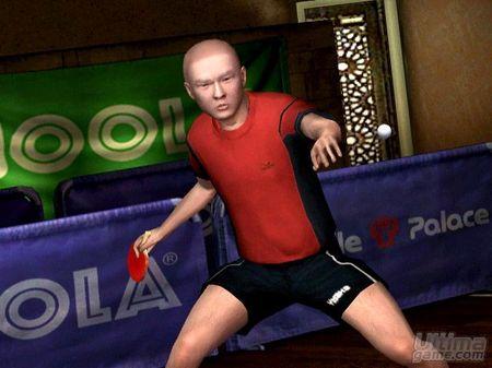 Rockstar Games nos enseña cómo será Table Tennis para Wii