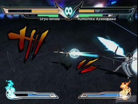 Nuevas imágenes de la versión para Wii de Bleach