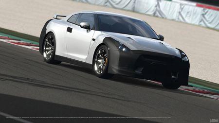 Contempla el Ferrari F1 2007, un coche exclusivo para la versión PAL de Gran Turismo 5 Prologue