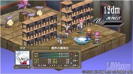 Disgaea 3. Nippon Ichi le saca jugo a Playstation Store lanzando nuevos personajes