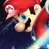 Super Mario Galaxy consola