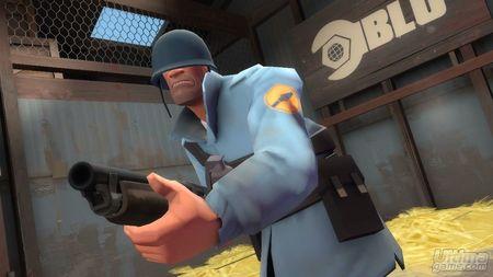 Captura la bandera en el nuevo mapa para Team Fortress 2