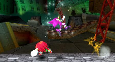 Sonic Rivals 2 arranca su carrera con un frenético primer vídeo