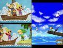 Descubre la historia, los personajes y las novedades de The Legend of Zelda - Phantom Hourglass