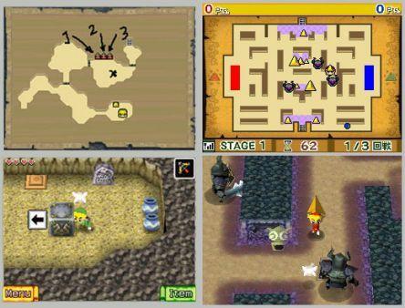 The Legend of Zelda - Phantom Hourglass al descubierto con nuevos detalles e imágenes