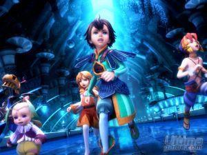 Nuevas capturas de Final Fantasy Crystal Chronicles - Ring of Fates