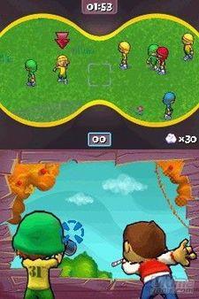 Te ofrecemos nuevas imágenes disponibles para Nintendo DS de EA Playground