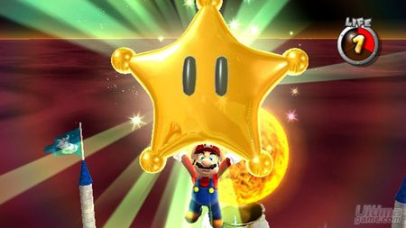 Nintendo convierte a Super Mario Galaxy en toda una estrella
