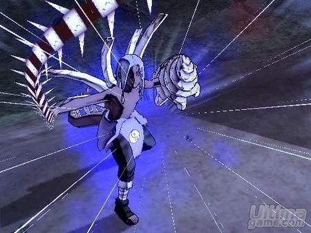Naruto Ultimate Ninja 3. Los minijuegos, al descubierto con nuevas capturas.