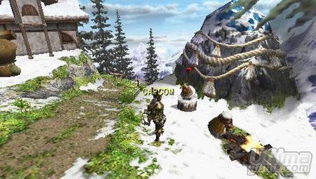 Monster Hunter Freedom 2nd G. La cacería de monstruos definitiva, sólo para PSP