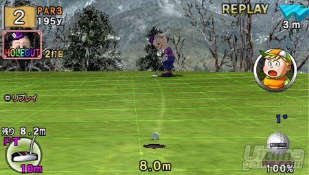 Cambia los hoyos y palos por tu PSP con Everybodys Golf 2