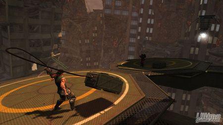Nuevas imágenes de Bionic Commando: el regreso de un mito