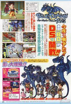 Mistwalker nos trae nuevas imágenes de Blue Dragon Plus