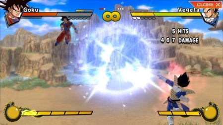 Prepara tu Kame-hame-ha definitivo con Dragon Ball Z - Burst Limit