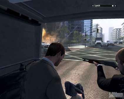 IO Interactive confirma la fecha de salida en Europa de Kane & Lynch Dead Men