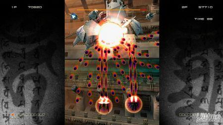 Ikaruga estará disponible este miércoles en Xbox Live Arcade