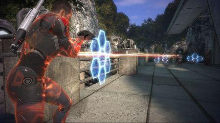 El Comandante Shepard, el héroe de Mass Effect