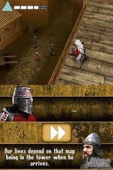 Primeras capturas y nuevos detalles de Assassin Creed DS