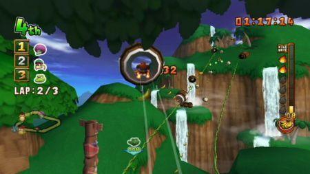 Nuevos detalles y dos trailers de Donkey Kong Bongo Blast