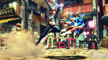 Street Fighter IV - Un nuevo golpe directo... A tu bolsillo.