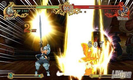 Battle Fantasia se prepara para dar el salto a PS3 y Xbox 360