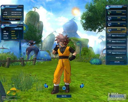 Bandai-Namco nos muestra nuevas capturas de Dragon Ball Online