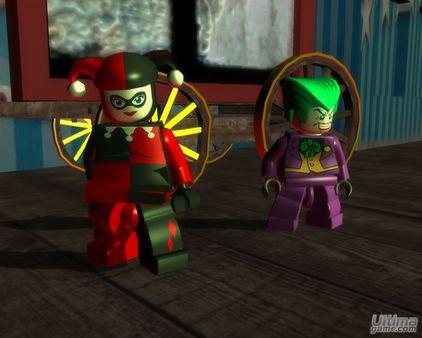 LEGO Batman - El Videojuego. Las cosas se ponen al rojo vivo con FireFly